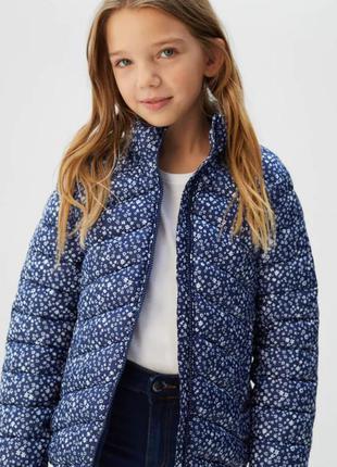 Курточка на девочку 9-10 лет mango