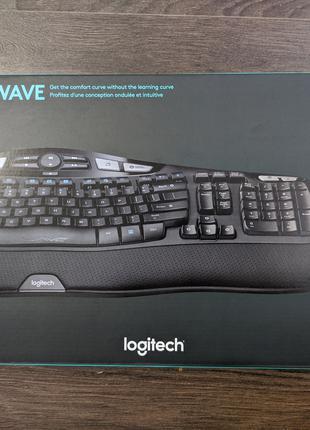 Беспроводной комплект Logitech MK 550