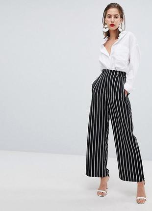 Стильные брюки палаццо river island