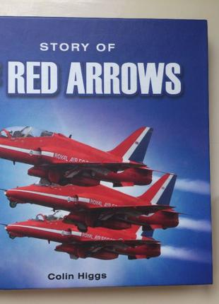 Story of the Red Arrows - Colin Higgs. Unique photoalbum. UK A...