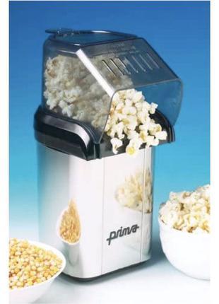 Машинка для изготовления попкорна Prima popcorn maker (Англия)