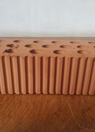 Рядовой керамический кирпич
