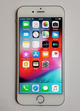 Iphone 6 16gb gold Заблокирован под оператора