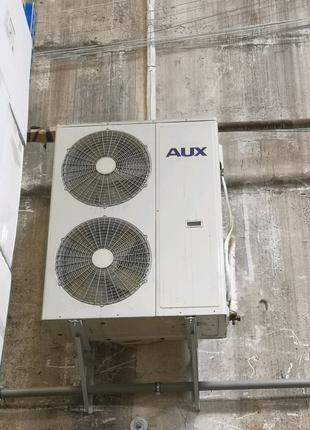 Кондиционер канальный AUX 15кВт холода, новый практически
