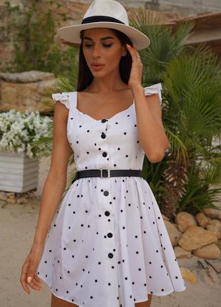 Лёгкое стильное платье ткань софт, в наличии расцветки и размеры