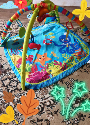 Развивающий коврик