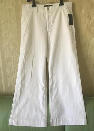 Белые джинсы ralph lauren размер 14