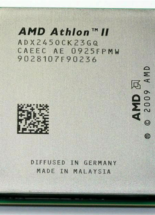 Процесор AMD Athlon ll x2 245