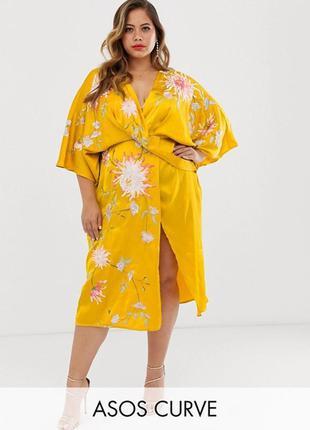 Шикарное платье 58 размер