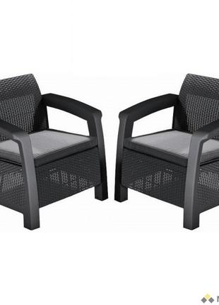 Комплект садовой мебели Keter Bahamas Duo Set