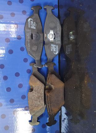 Колодки тормозные задние, комплект Road House для BMW 3, 5, 6, 7