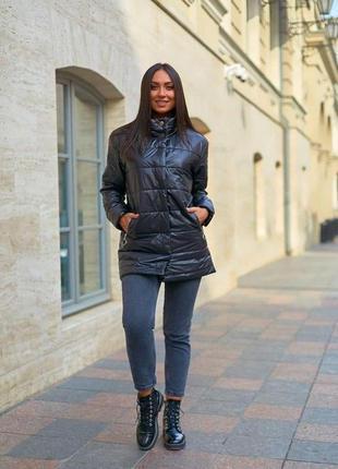 Куртка женская плюс сайз (с 48 по 66р )
