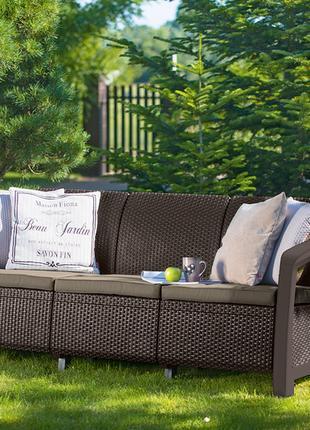 Комплект садовой мебели Keter Bahamas Love Seat Max