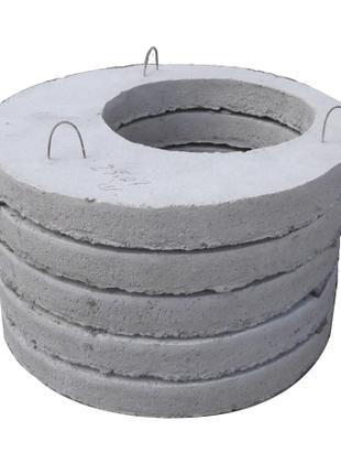Кольца колодцев бетонные, жби,устройство септика,сливная яма под