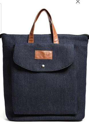 Сумка-рюкзак guess. оригинал