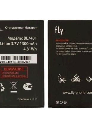 Аккумулятор Fly BL7401 IQ238 (Li-ion 3.7V 1500mAh), Оригинальный