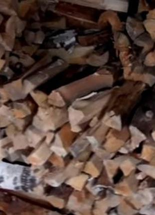 Дрова для саун, мангалов и каминов
