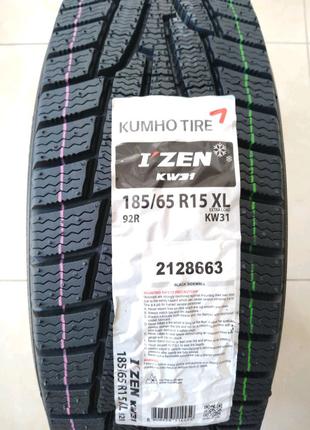 185/65R15 92R XL KUMHO KW31, 2020г, Корея, 185 65 15