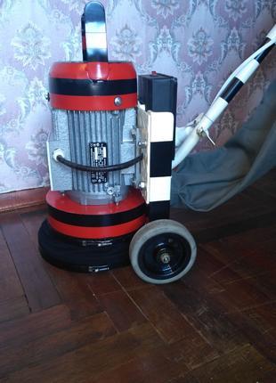 Паркетошлифовальная/циклевочная машина/машинка