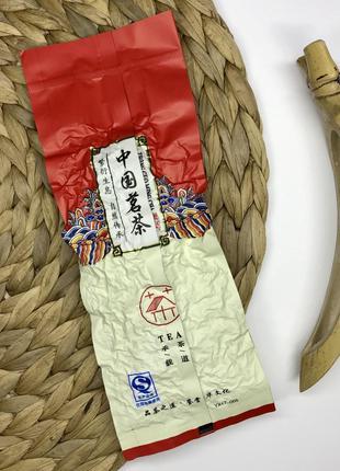 Красный китайский чай Лапсанг Сушонг (Чжень Шань Сяо Чжун) 50г
