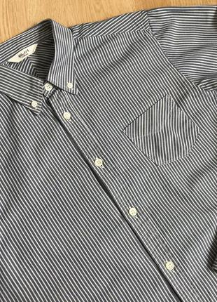 Nn07 no nationality oxford shirt рубашка оксфорд в поломку