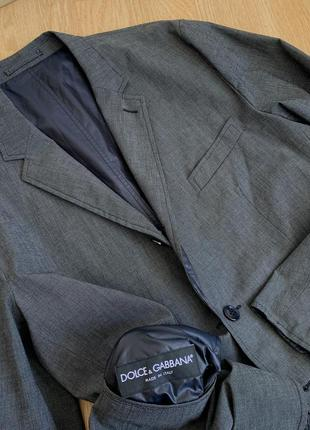 Dolce & gabbana reversible blazer jacket пиджак куртка