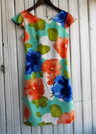 Плаття у квітки платье в цветочки сукня сарафан летние платья