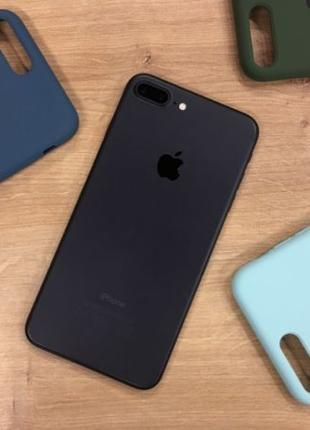 Apple iPhone 7 Plus 256Gb Black Neverlock по цене 32Gb