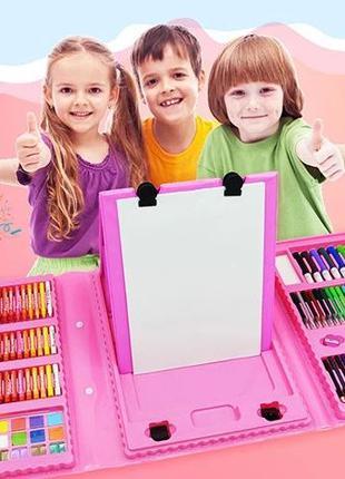 Детский набор для творчества ArtGiant 208 предметов