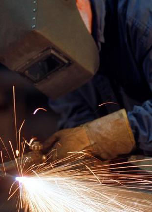 Изготовление металлоконструкций, Сварочные работы.