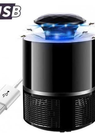 Лампа ловушка для комаров уничтожитель насекомых 5 Вт USB