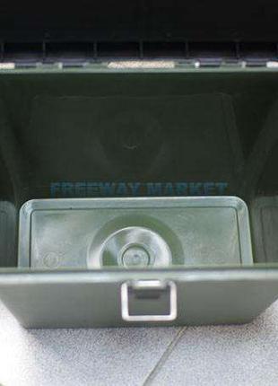 Ящик для зимней рыбалки пластиковый