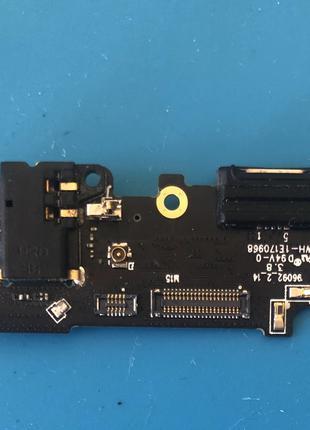 Плата зарядки Meizu M5 Note 3/16