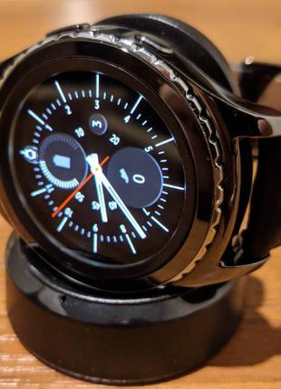 Смарт часы Samsung Gear S2 Classic (sm r735v)