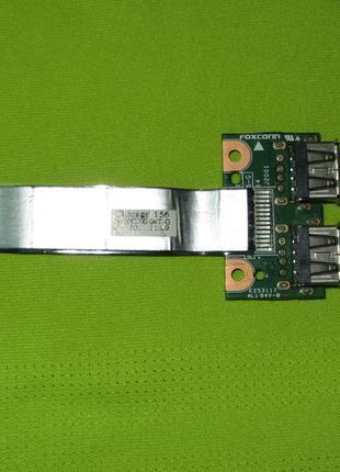 Плата USB HP 630 635 Compaq CQ57 35110CJ00-04T-G