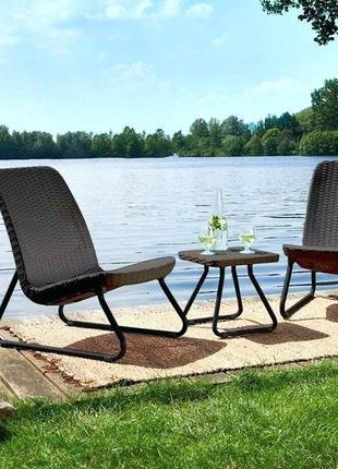 Комплект садовой мебели Keter Rio Patio Set