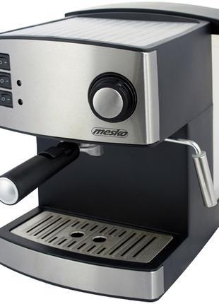 Mesko MS 4403 Эспрессо-машина - 15 бар