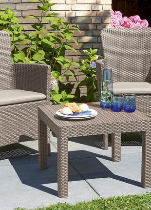 Комплект садовой мебели  Allibert Salvador Balcony Set