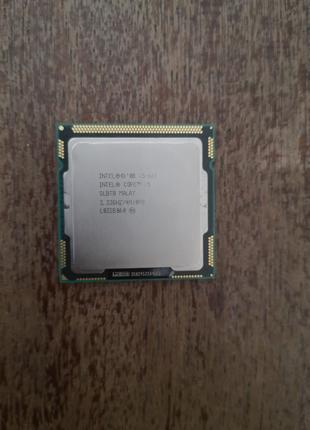 Процессор Intel Core i5-661