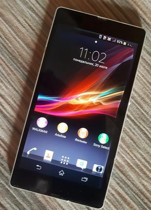 Телефон Sony Xperia Z (C6603)