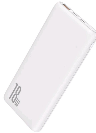 Baseus Power Bank 10000 мАч Quick Charge 3,0