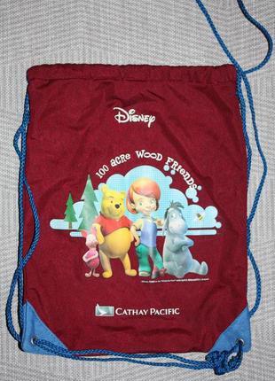 Новая сумка-рюкзачок ф.disney для принадлежностей мальчику или...