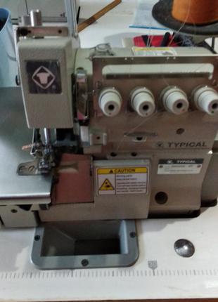 Швейная машина, оверлок, распошивалка