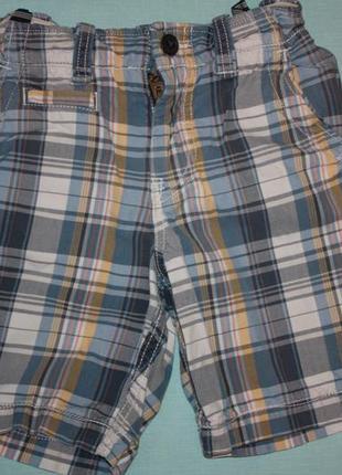 Летние модные  ф.gap классические, прямые шорты для мальчика  ...