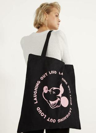 Большая сумка микки мауса