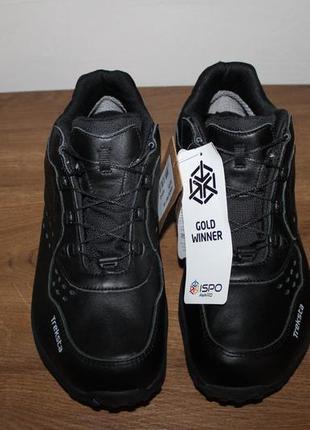 Кожаные кроссовки treksta handsfree 108 gtx gore-tex