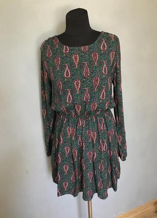 Платье от forever 21 натуральная ткань