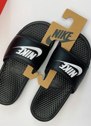 Тапочки Nike Benassi JDI (343880 090)