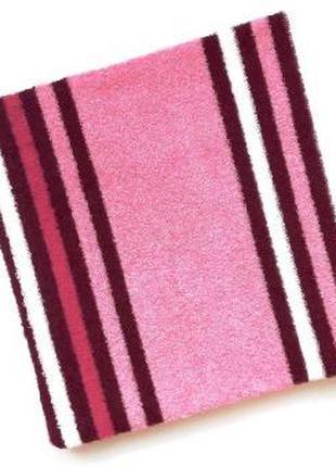 Махровое полотенце 100*50 розовое