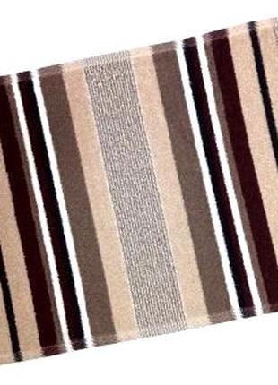 Махровое полотенце для рук коричневое 70*40